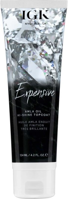IGK Expensive Alma Oil Hi Shine Top Coat