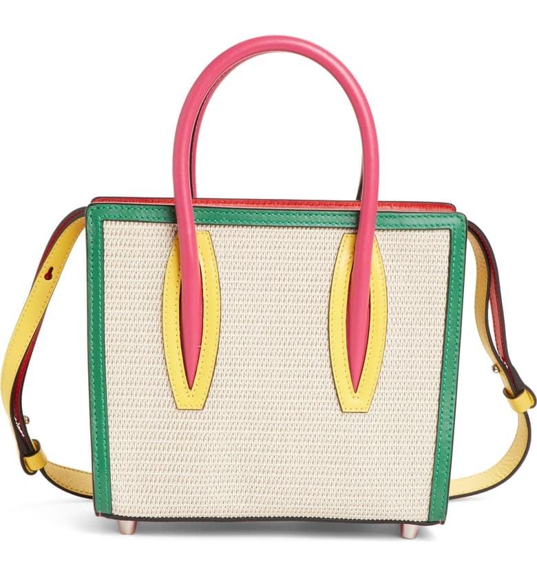 d2389707794 Christian Louboutin Mini Paloma Colorblock Satchel | Best Summer ...