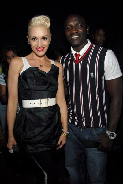 Akon Gwen Stefani Tour