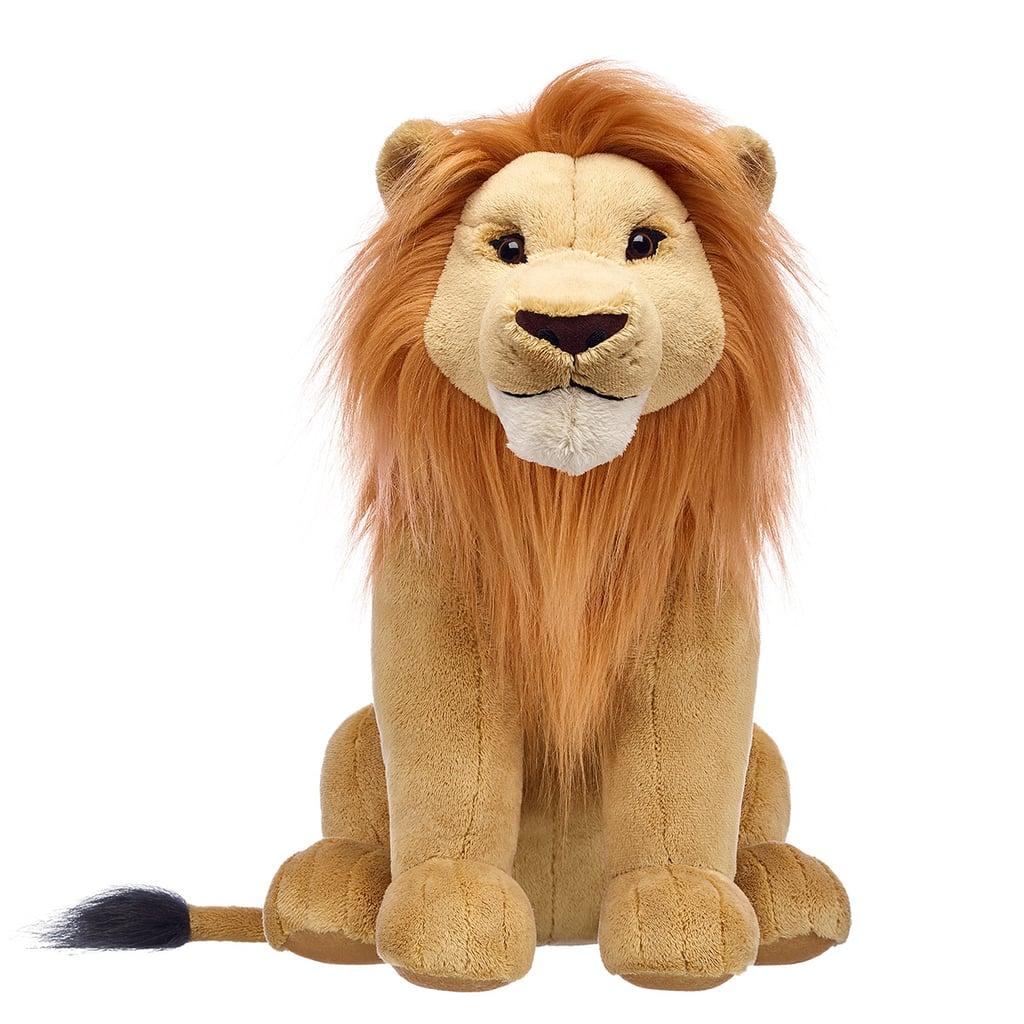 Disney The Lion King Simba Build-A-Bear