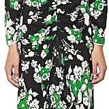 Rixo London Lucy Floral Printed Silk Maxi Dress