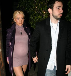 Christina Aguilera and Jordan Bratman Welcome Their First Baby