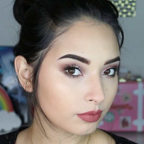 Holiday Party Makeup Tutorial | Laura Sanchez Video