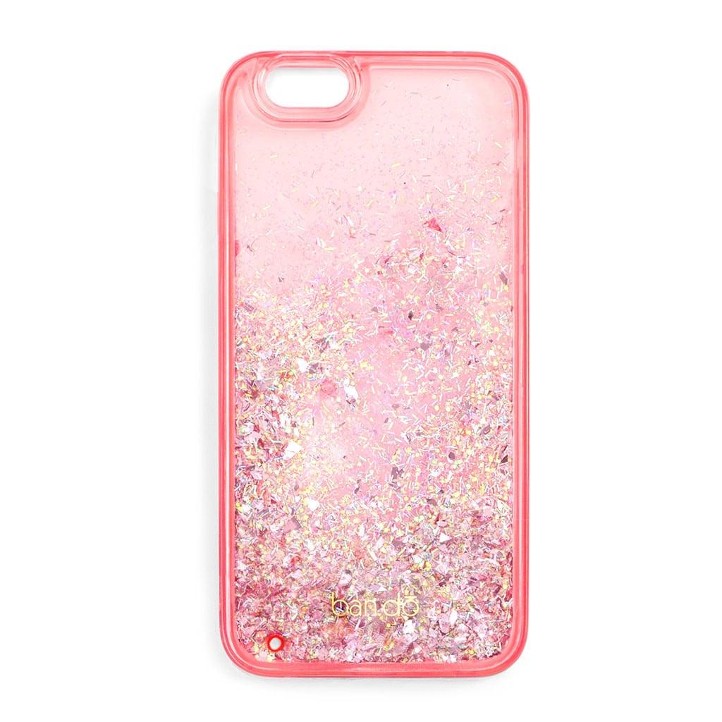 Tech Iphone  Case Pink