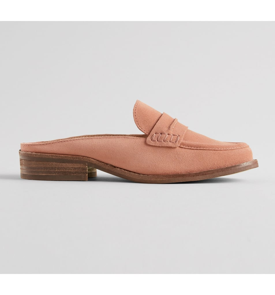 a9cbbf56402 Madewell The Elinor Loafer Mule