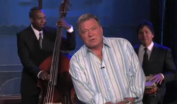 William Shatner Reads Sarah Palin's Tweets