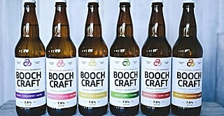 This Boozy Kombucha Promises to Give You the
