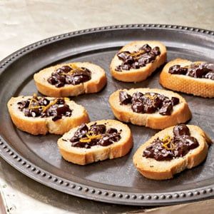 Chocolate Bruschetta is A Creative, Tasty Dessert