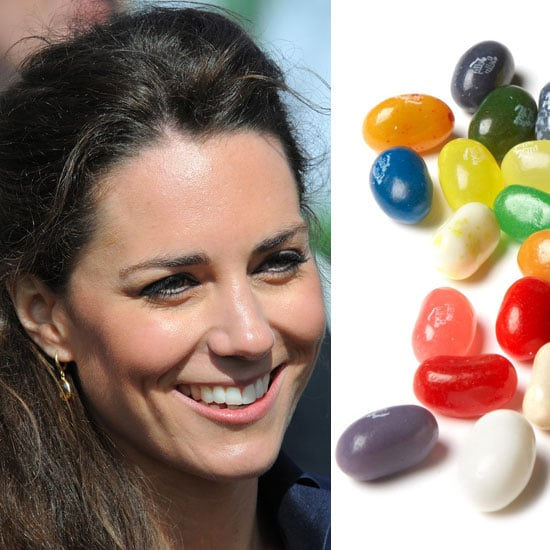 Kate Middleton Jelly Bean and Other Weird News
