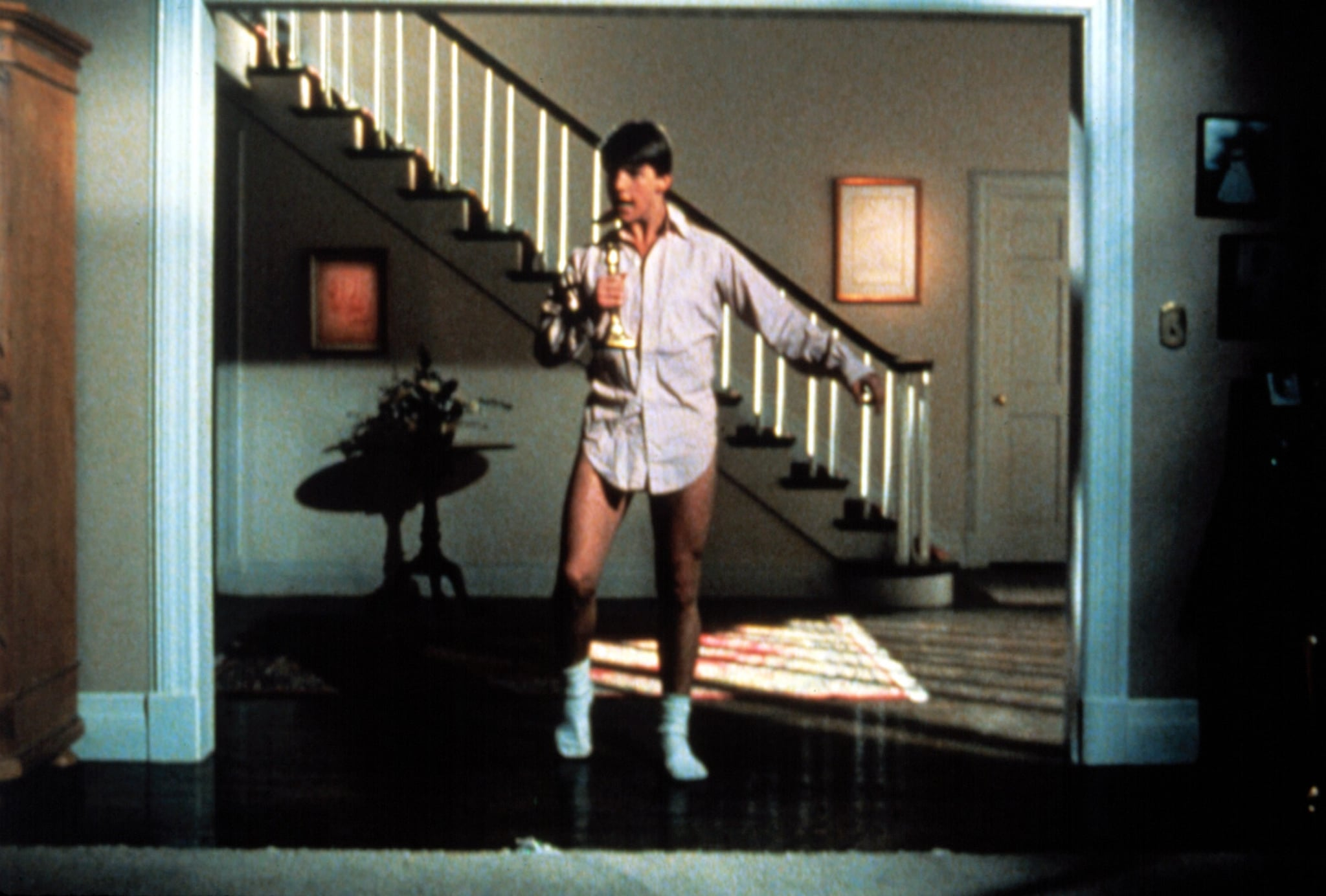 joel goodsen from risky business 39 80s halloween costumes that will rock your socks off. Black Bedroom Furniture Sets. Home Design Ideas