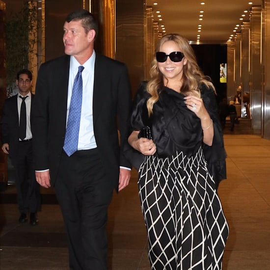 Mariah Carey and James Packer Do Dinner in NYC | Pictures