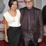 Robin posed with his daughter, Zelda Williams, on the red carpet at the LA premiere of Old Dogs in November 2009.