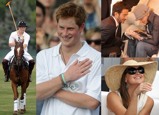 Photos of Prince Harry in New York at Polo Match With Kate Hudson, Maddona and Marc Jacobs