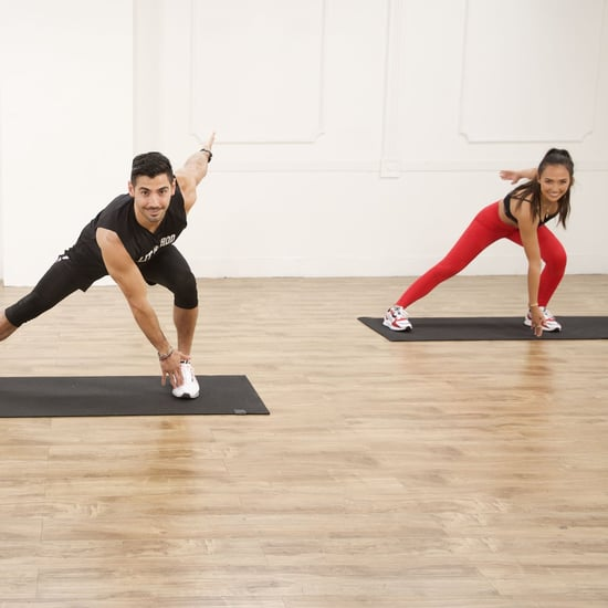 Live Workouts on POPSUGAR Fitness's Instagram, Week of 2/15