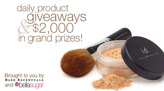Write Product Reviews and Win Bare Escentuals Prizes!