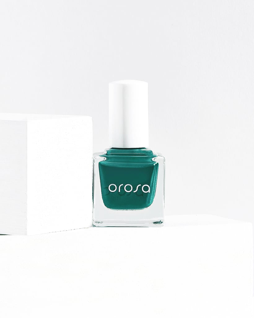 2021 Nail-Polish Colour Trend: Lively Green