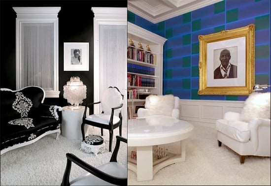 Guess Who Designed These Rooms?