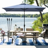 """Target's Outdoor Rugs Will Have Your Backyard Summer Ready Faster Than You Can Say """"Fire Up the BBQ!"""""""