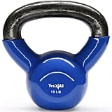 Yes4All Vinyl Coated Kettlebell Weights