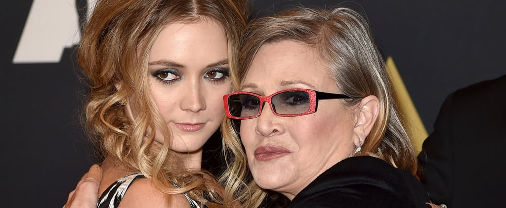 Billie Lourd's Tribute to Carrie on Death Anniversary 2018