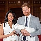 May 6, 2019: Archie Mountbatten-Windsor is born