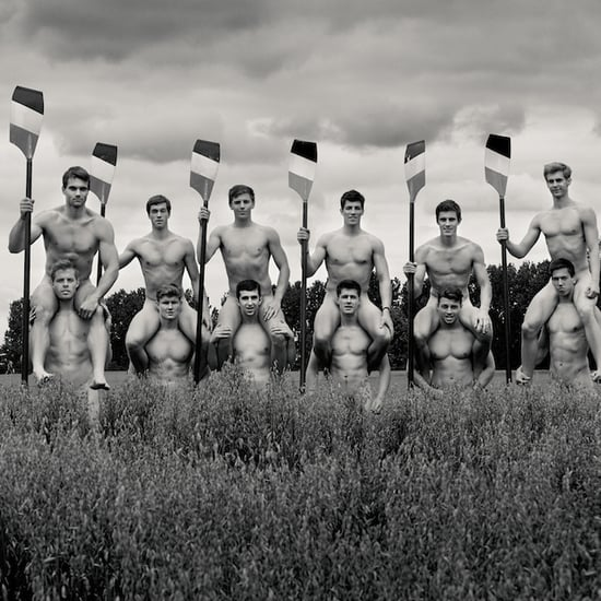 Warwick Rowers Nude Calendar 2015