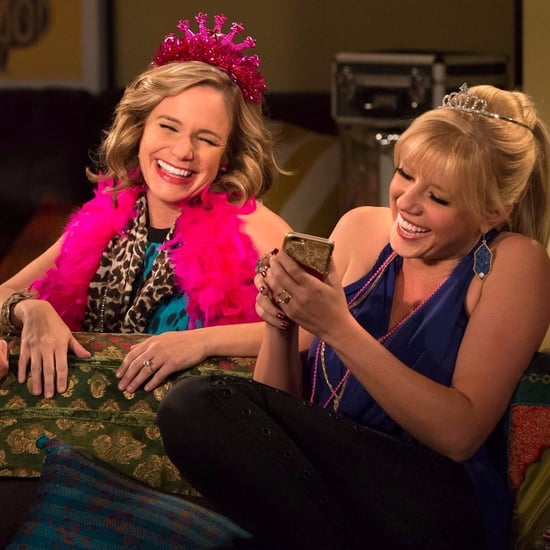 Jodie Sweetin and Andrea Barber Interview About Fuller House