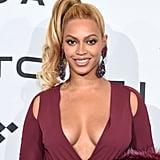 Beyoncé's High Ponytail in 2015