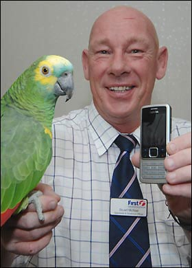 The Scoop: Come Quick . . . The Bird Is Ringing!