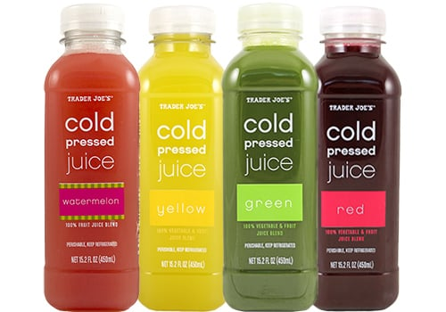what are cold pressed juices