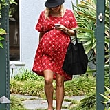 Reese Witherspoon Hangs in LA and Gets Ready to Have a Baby