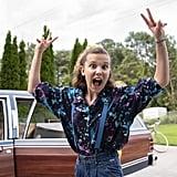 Millie Bobbie Brown, aka Eleven: 15