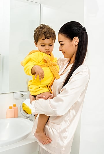 What to Do If Your Child Has Eczema