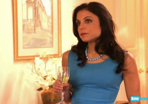 Video Clip From The Real Housewives of New York City; Bethenny Says Her Vagina Is a Vase