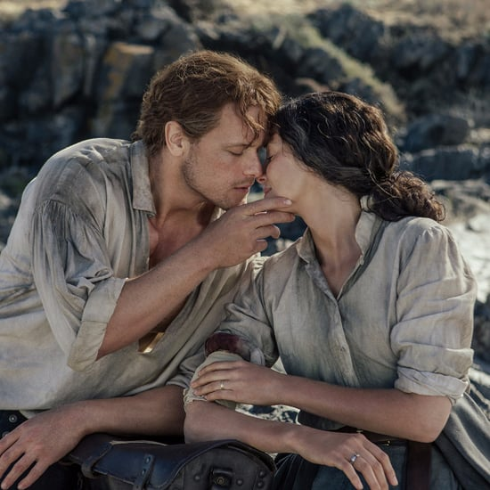 Jamie and Claire Saving Each Other on Outlander
