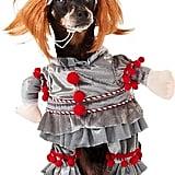 Rubie's Costume Company Pennywise Dog Costume, Size Medium