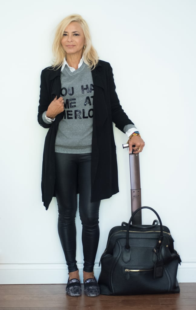 f24f94533a Best Outfits to Wear on a Plane