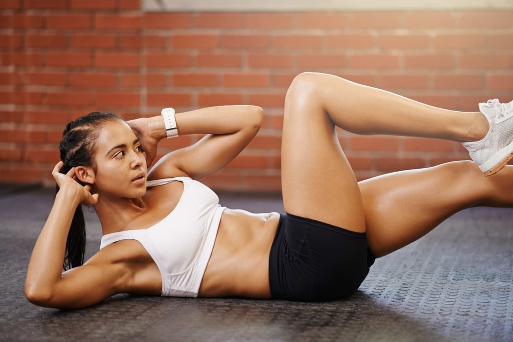 Get a Stronger, Sculpted Core With This Intense 4-Move Ab Workout