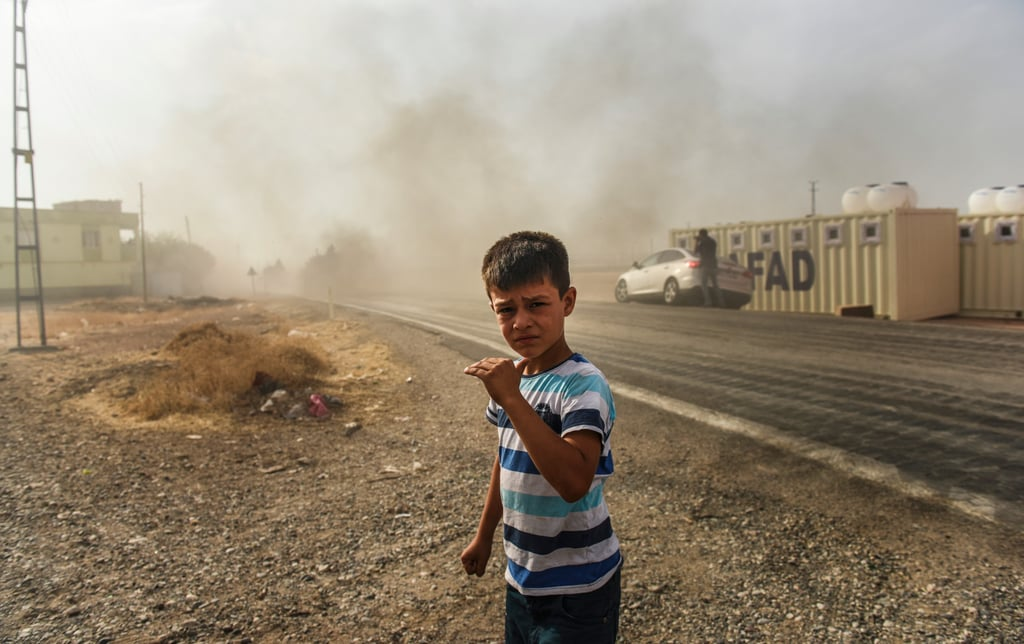 What Is Happening With Syria's Civil War?
