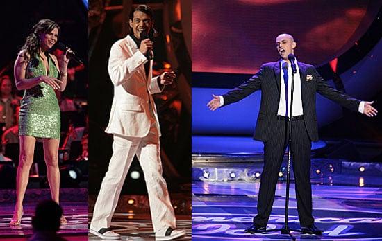 "American Idol Season 6 ""Incredible"" Sanjaya"