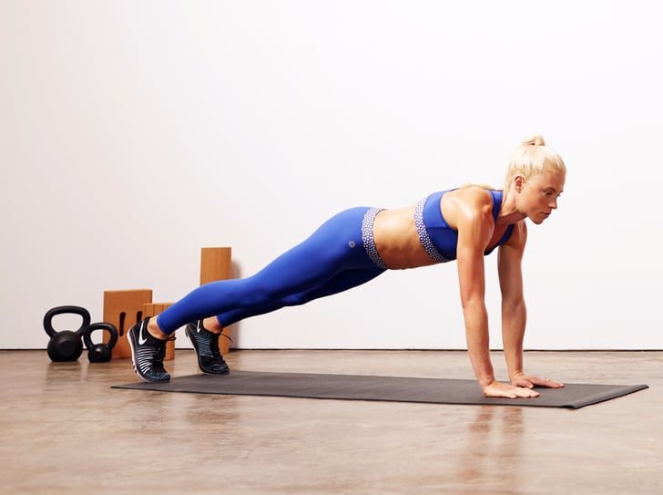 100 Burpees Workout | POPSUGAR Fitness