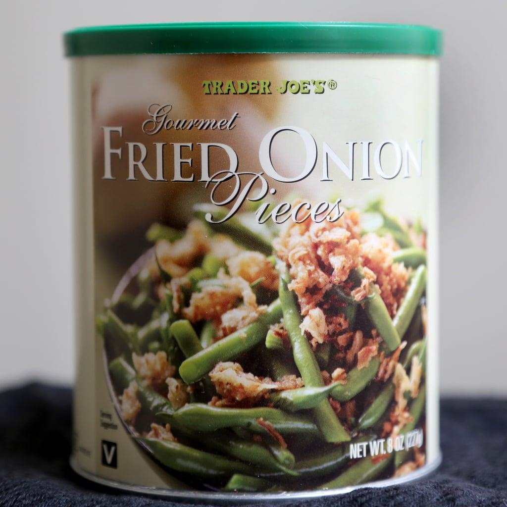 Best: Gourmet Fried Onion Pieces ($3)