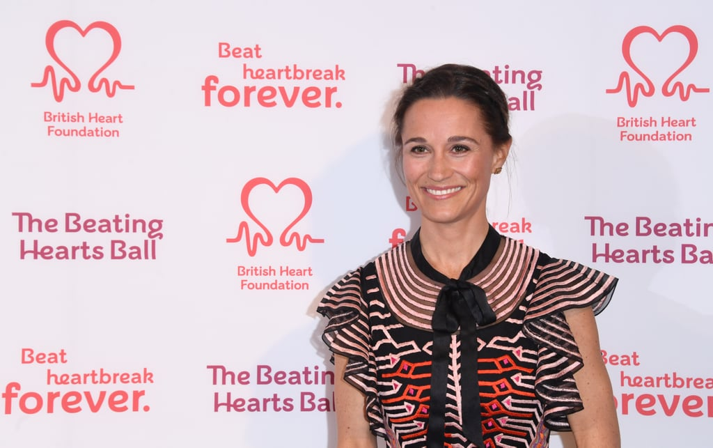 Pippa Middleton Has That Post-Baby Glow During Her First Official Appearance as a Mom