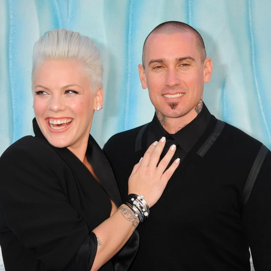 Pink and Carey Hart Proposal Story