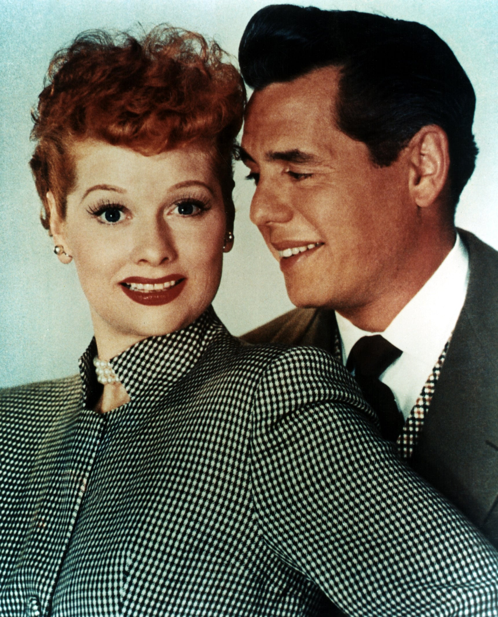 Lucille Ball S Natural Hair Color Popsugar Beauty
