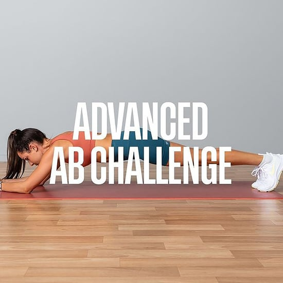 Advanced Ab Challenge From Kayla Itsines