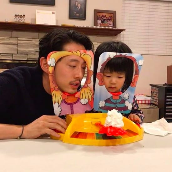 Steven Yeun's Birthday Instagram Dec. 2016
