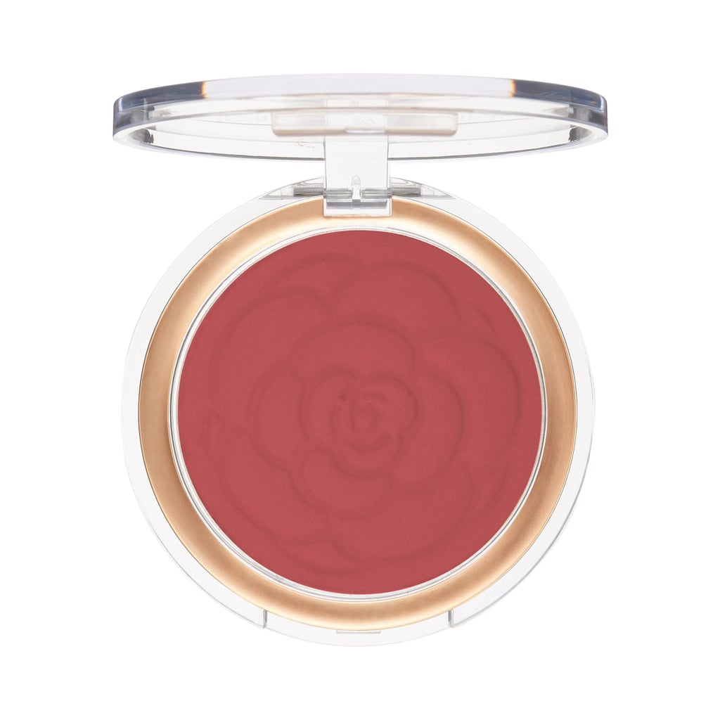 Flower Beauty Flower Pots Powder Blush in Deep Peony