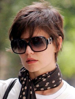 Katie Holmes' Hair: Pictures of Her New Short Haircut