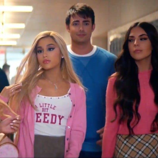 "Ariana Grande ""Thank U, Next"" Music Video GIFs"